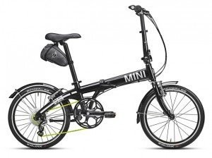 BMW MINI Folding Bike 20 Zoll im test